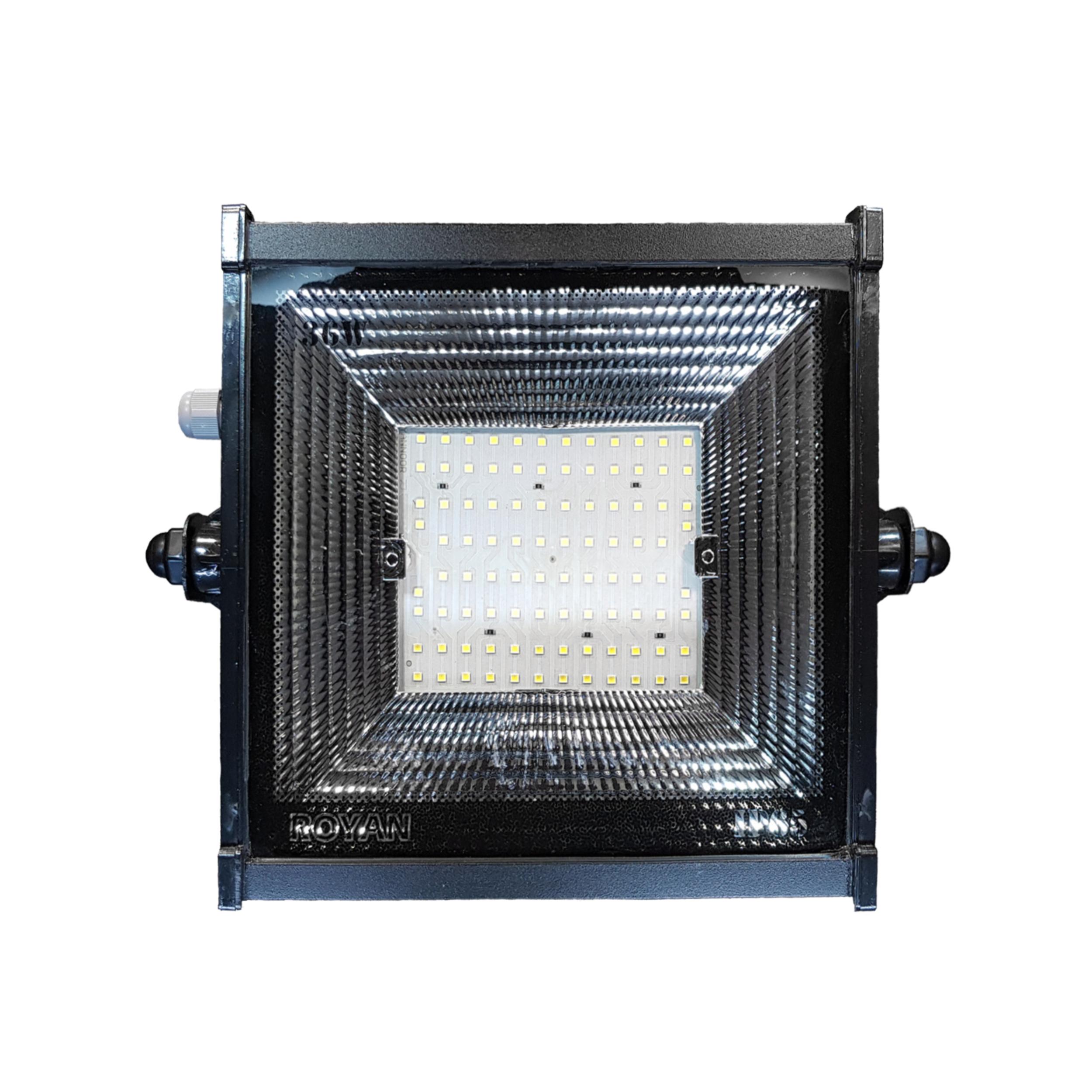 پرژکتور ال ای دی 36 وات رویان نور مدل IP 65