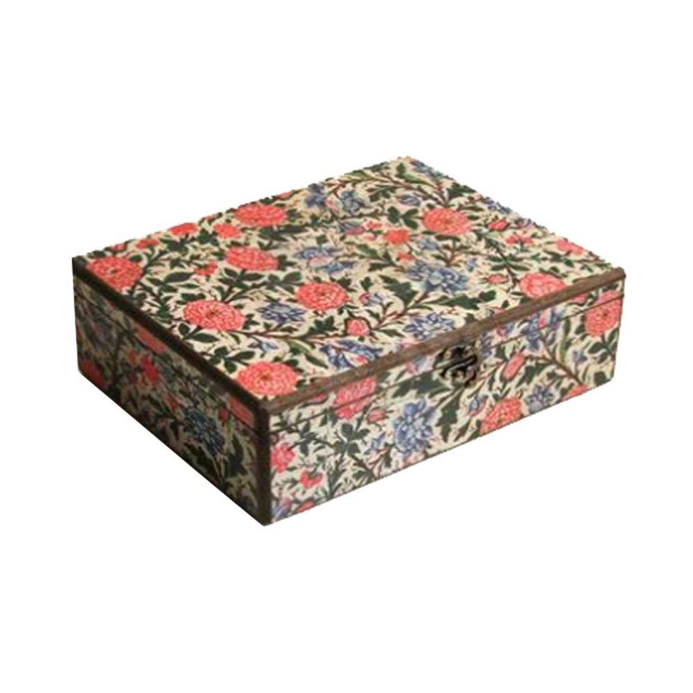 جعبه زیورآلات وندا طرح سعدی