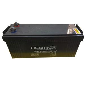 باتری 100 آمپر سیستم سولار نیومکس مدل SG1000H