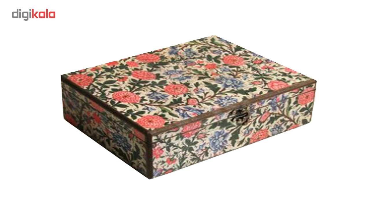 جعبه زیورآلات وندا طرح سعدی -  - 3
