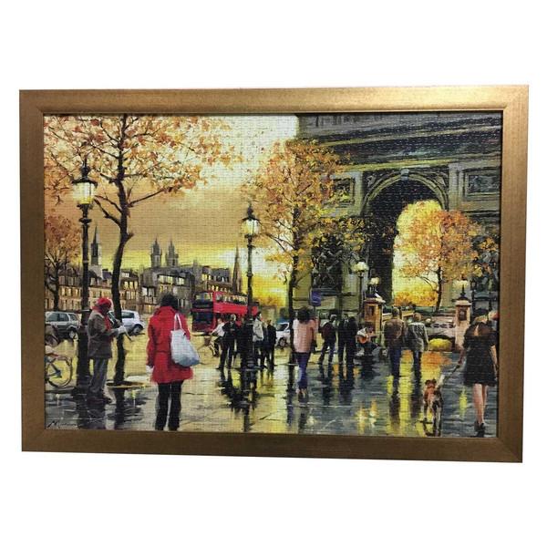 تابلو پازل 2000 تکه ادوکا مدل Arc de Triomphe