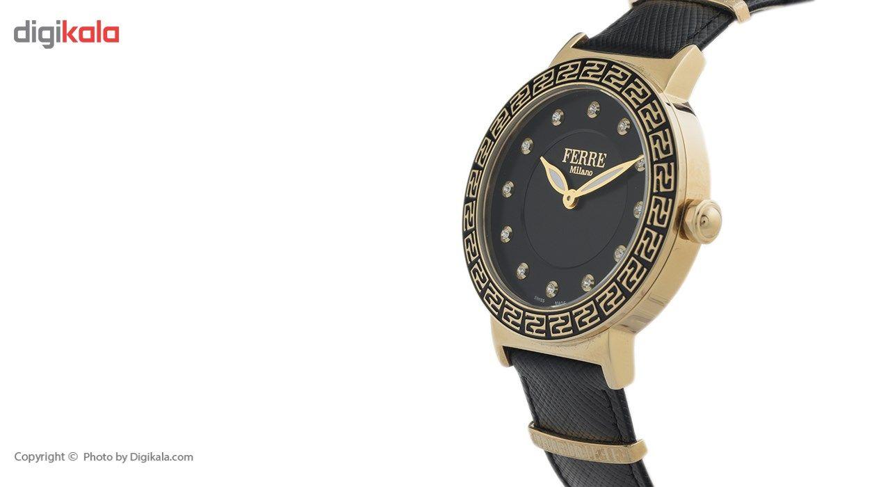 ساعت مچی عقربه ای زنانه فره میلانو مدل FM1L041L0121 -  - 3