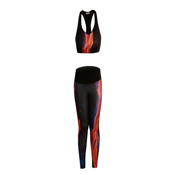 ست تاپ و شلوار ورزشی زنانه گالیپولی مدل 9194