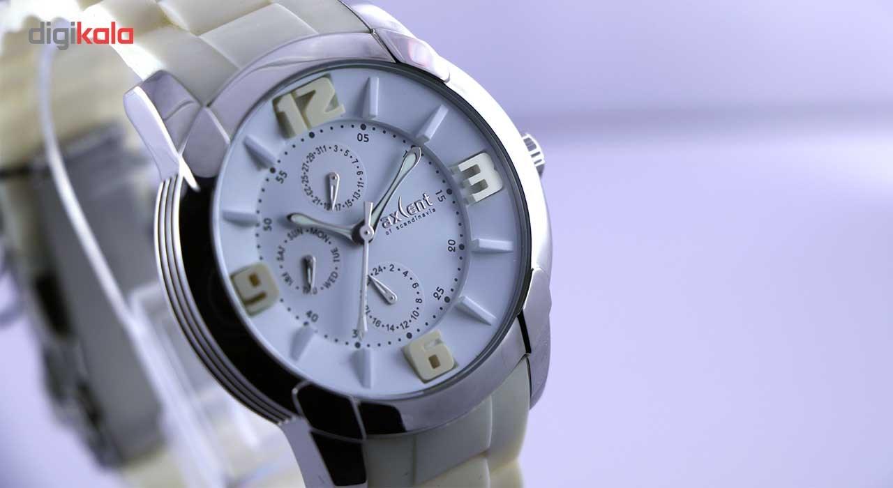 ساعت مچی عقربه ای مردانه اکسنت مدل ix62003-161