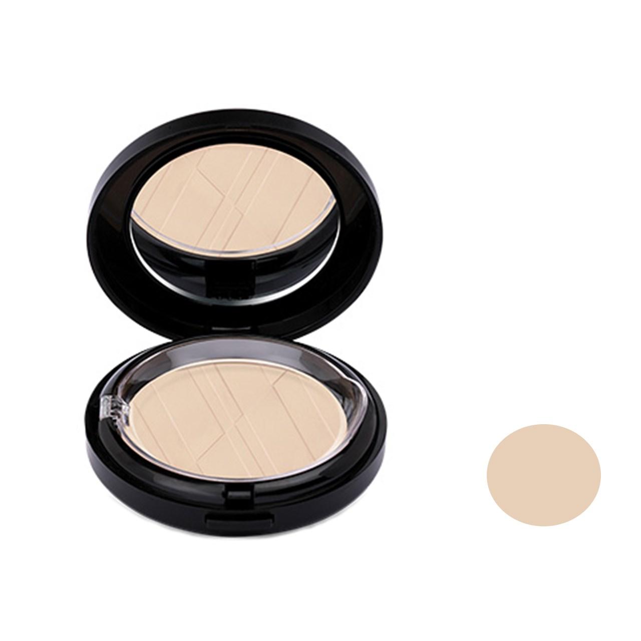 قیمت پنکیک گلدن رز مدل Matte face powder شماره 01