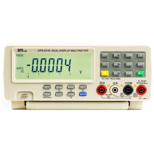 مولتی متر رومیزی جی پی اس لیمیتد مدل GPS-8045