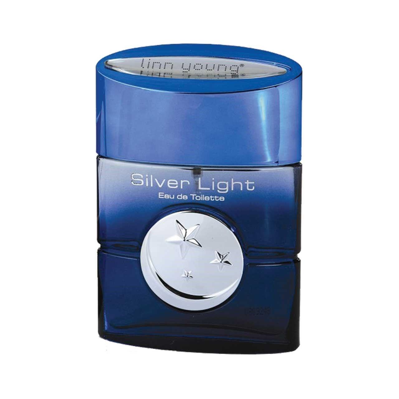 ادوتویلت مردانه لین یانگ مدل Silver Light حجم 100میلی لیتر -  - 1