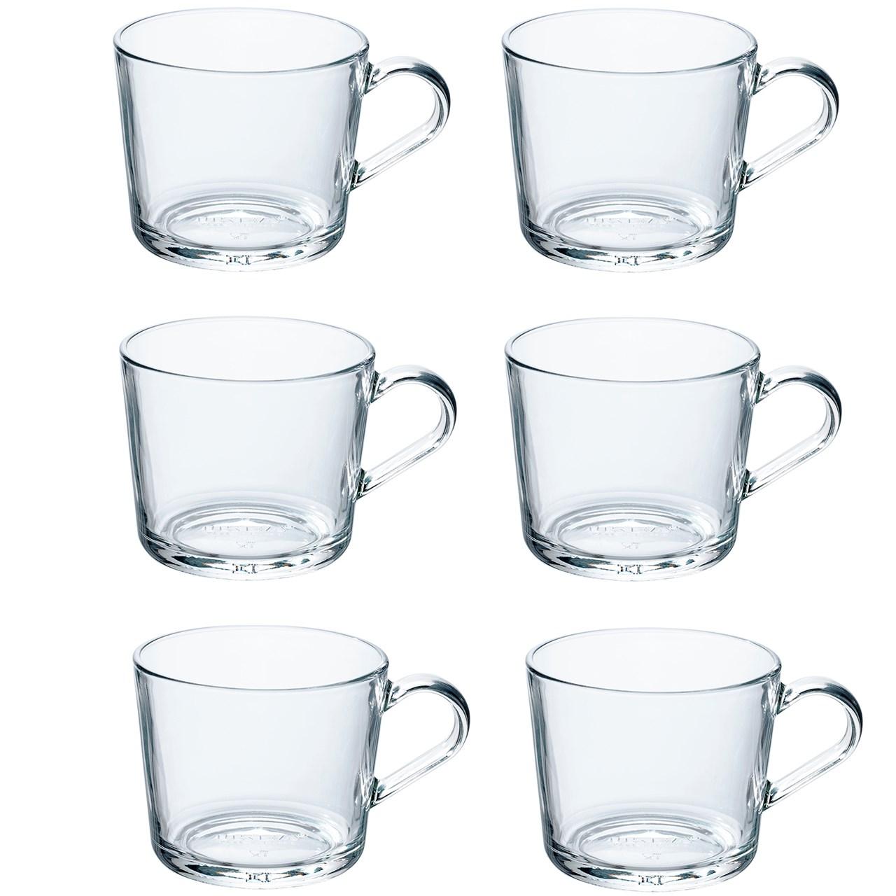 عکس فنجان چای خوری Ikea مدل 365 بسته 6 عددی