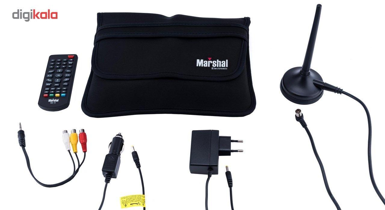 پخش کننده DVD مارشال مدل ME-10 main 1 8