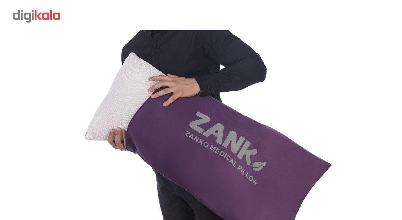 بالش طبی زانکو مدل تنفسی main 1 3