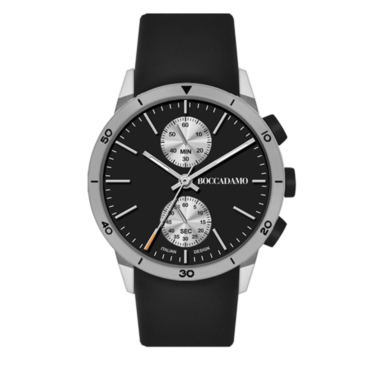ساعت مچی عقربه ای مردانه بوکادامو مدل RGNV008