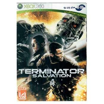 بازی Terminator Salvayion 4 مخصوص ایکس باکس 360