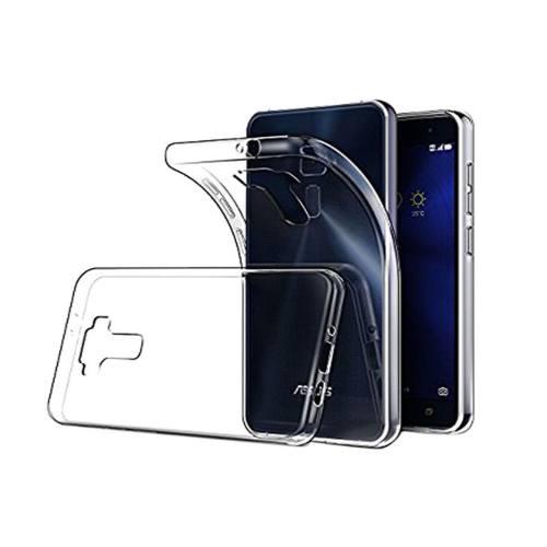 کاور ژله ای مناسب برای گوشی موبایل ایسوس Zenfone 3 ZE520KL