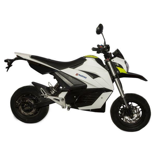 موتور سیکلت برقی همتاز مدل 3000w سال 1396
