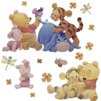 استیکر دکوفان مدل Baby Pooh-A