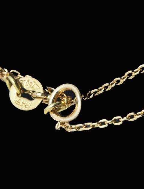 گردنبند طلا 18 عیار ماهک مدل MM0676 -  - 1
