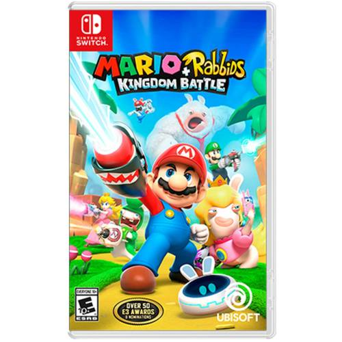بازی Mario Rabbids Kingdom Battle مخصوص Nintendo Switch