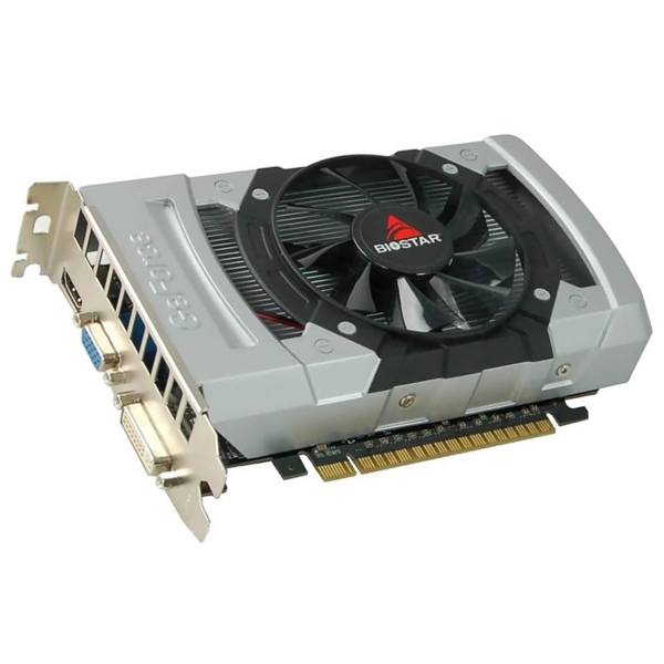 کارت گرافیک بایوستار مدل جی تی 730 - حافظه 2 گیگابایت-DDR5