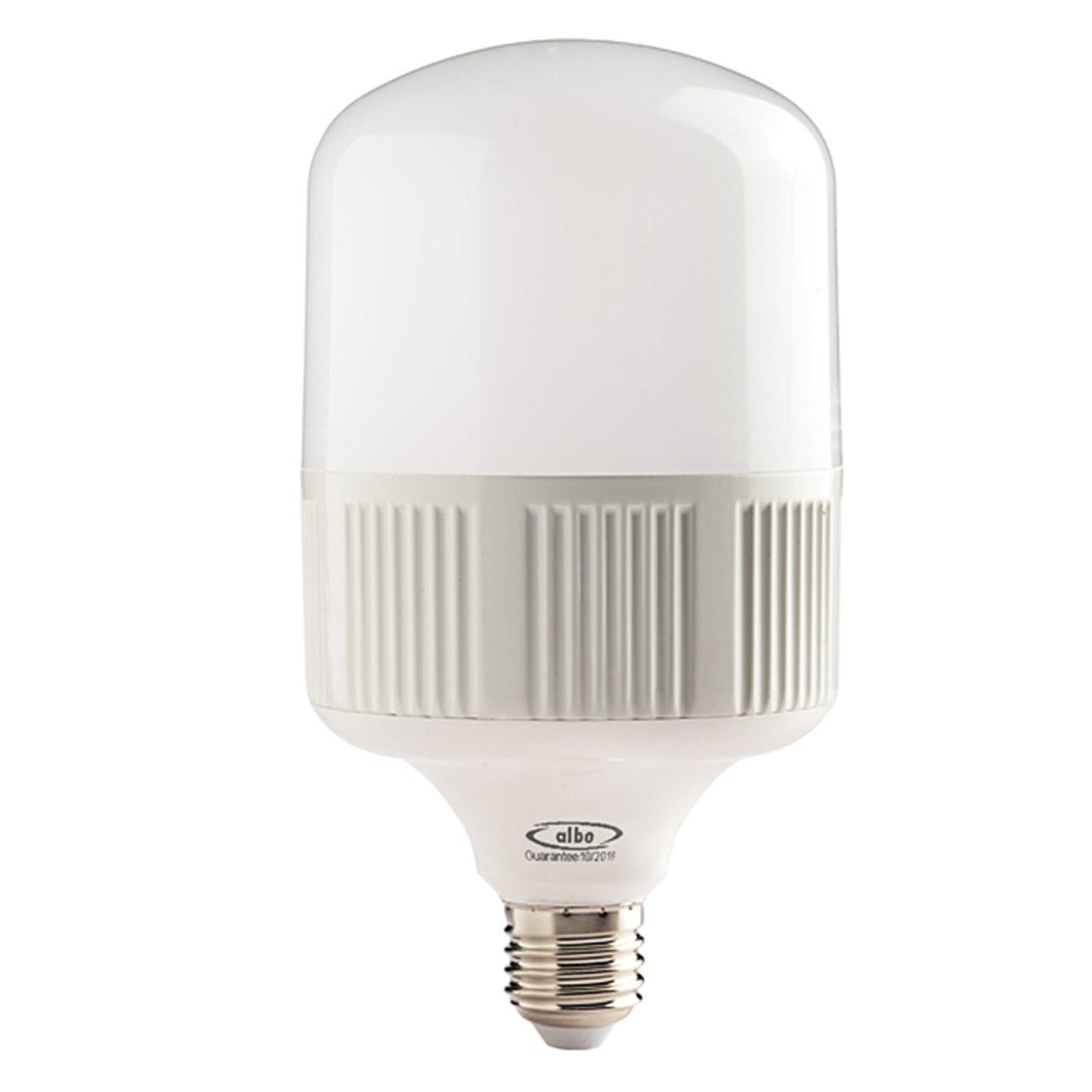 لامپ ال ای دی 20  وات البو مدل استوانه ای پایه E27