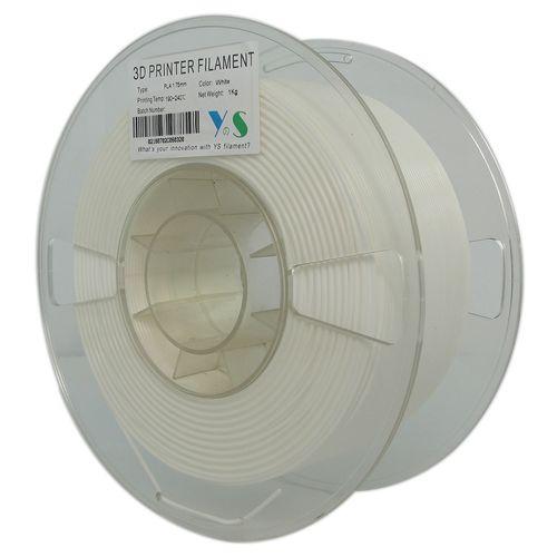 فیلامنت پرینتر سه بعدی PLA  یوسو  سفید  1.75 میلیمتر 1 کیلو