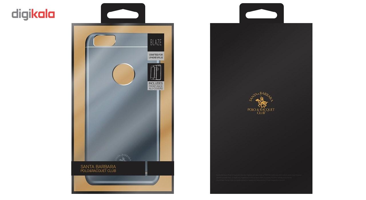 کاور سانتا باربارا مدل Blaze مناسب برای گوشی موبایل آیفون 6/6s thumb 2 7