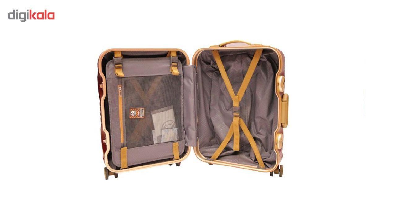 چمدان امیننت مدل Gold 3