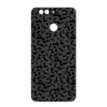 برچسب تزئینی ماهوت مدل Silicon Texture مناسب برای گوشی  Huwei Nova 2 plus
