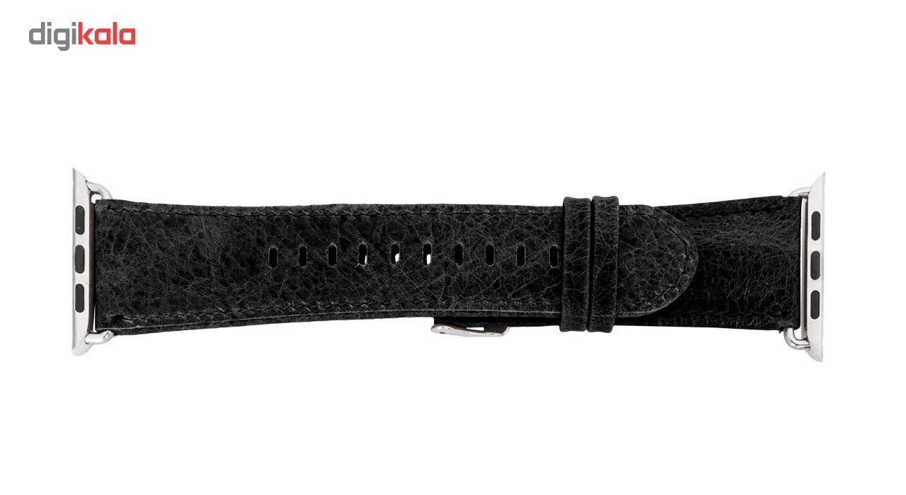 بند چرمی مدل 2-Milanese مناسب برای اپل واچ 42 میلی متری main 1 3