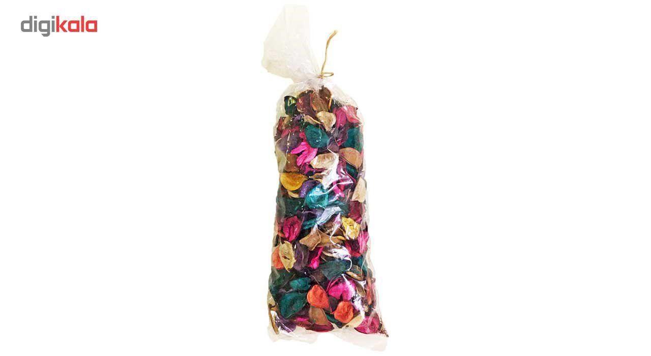 گل خشک بسته بندی مدل رنگارنگ main 1 1