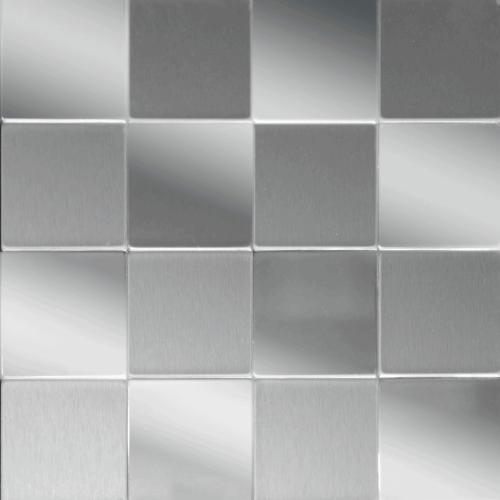 کاشی آلومینیومی ماریکو  مدل Silchec-G1 - نمونه تک عددی