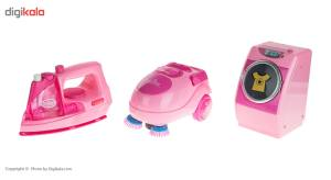 ست اسباب بازیمدل Mini Family 838-3  Mini Family 838-3 Toy set