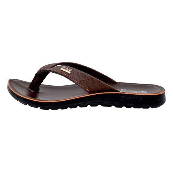 دمپایی لاانگشتی مردانه کفش شیما مدل Bandar کد 8687