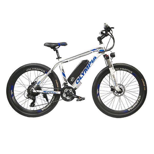 دوچرخه برقی مدل المپیاکد Owb سایز 26