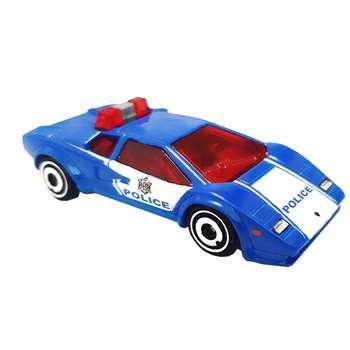 ماشین بازی هات ویلز مدل lamborghini countach police car