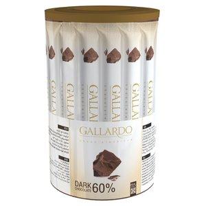 شکلات تلخ گالاردو فرمند بسته 30 عددی