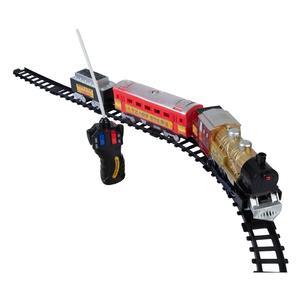قطار بازی کنترلی مدل کلاسیک 38