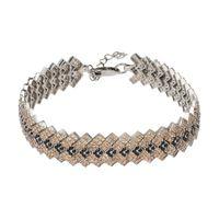 دستبند نقره زنانه,