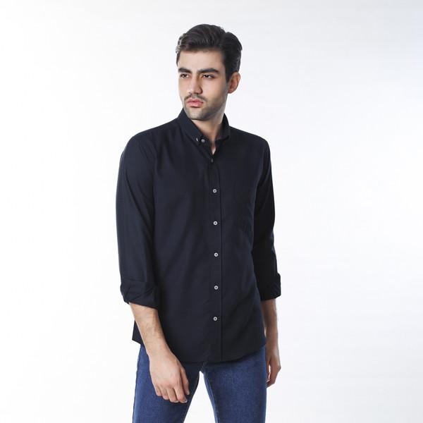 پیراهن آستین بلند مردانه زی سا مدل 153140592