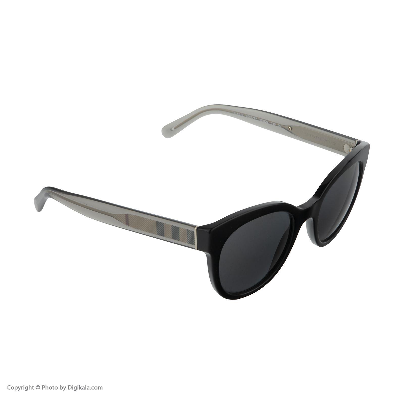 عینک آفتابی مردانه بربری مدل BE 4210S 300187 52 -  - 6