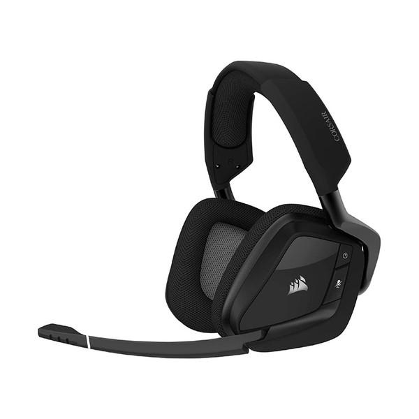 هدفون مخصوص بازی بی سیم کورسیر مدل VOID RGB Elite 7.1
