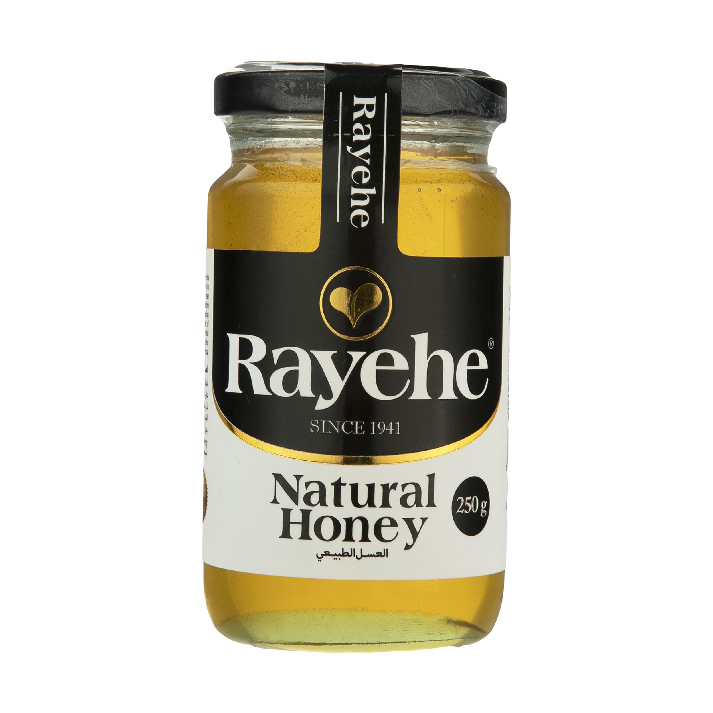 عسل طبیعی رایحه خوانسار - 250 گرم