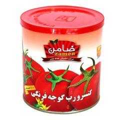 رب گوجه فرنگی ضامن - 800گرم