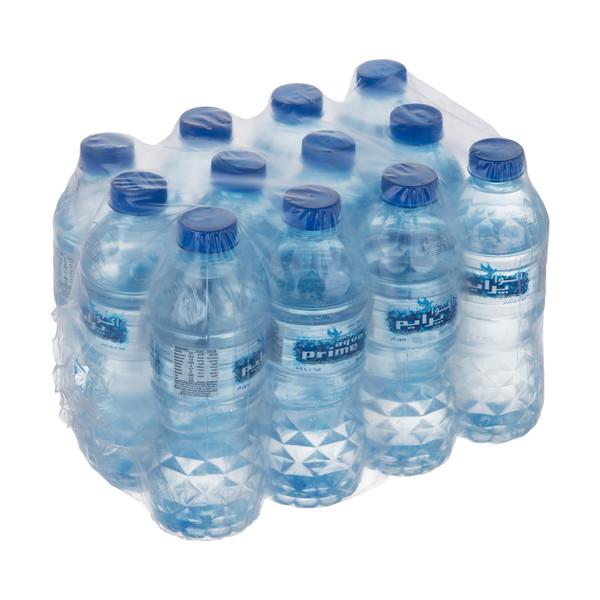 آب معدنی آکوا پرایم - 500 میلی لیتر بسته 12 عددی
