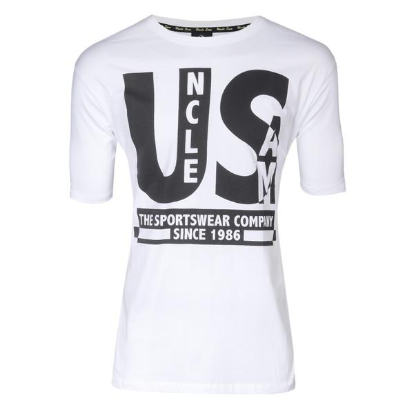 تی شرت ورزشی مردانه آنکل سم مدل 9038