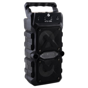اسپیکر بلوتوثی قابل حمل مدل KTS 1096