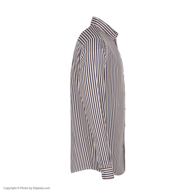 پیراهن مردانه رونی مدل 11220132-13
