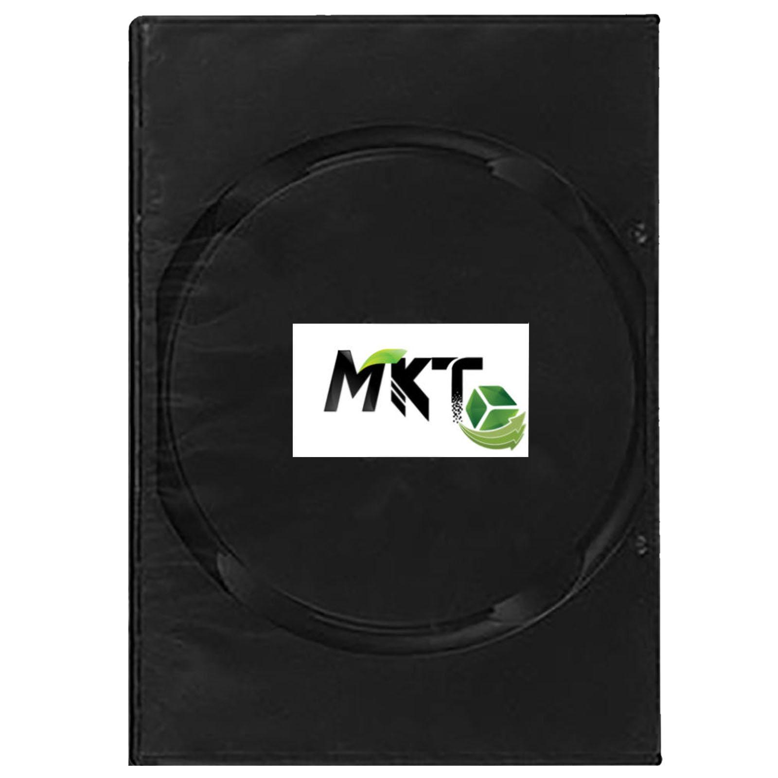 بررسی و {خرید با تخفیف}                                     قاب سی دی و دی وی دی 2 عددی مدل MKT کد D4 بسته ۴ عددی                             اصل