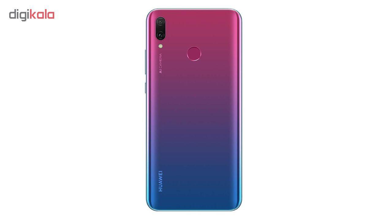 گوشی موبایل هوآوی مدل Y9 2019 JKM-LX1 دو سیم کارت ظرفیت 64 گیگابایت و رم 4 گیگابایت بههمراه شارژر همراه تسکو مدل TP 842N ظرفیت 10000 میلیآمپرساعت main 1 14