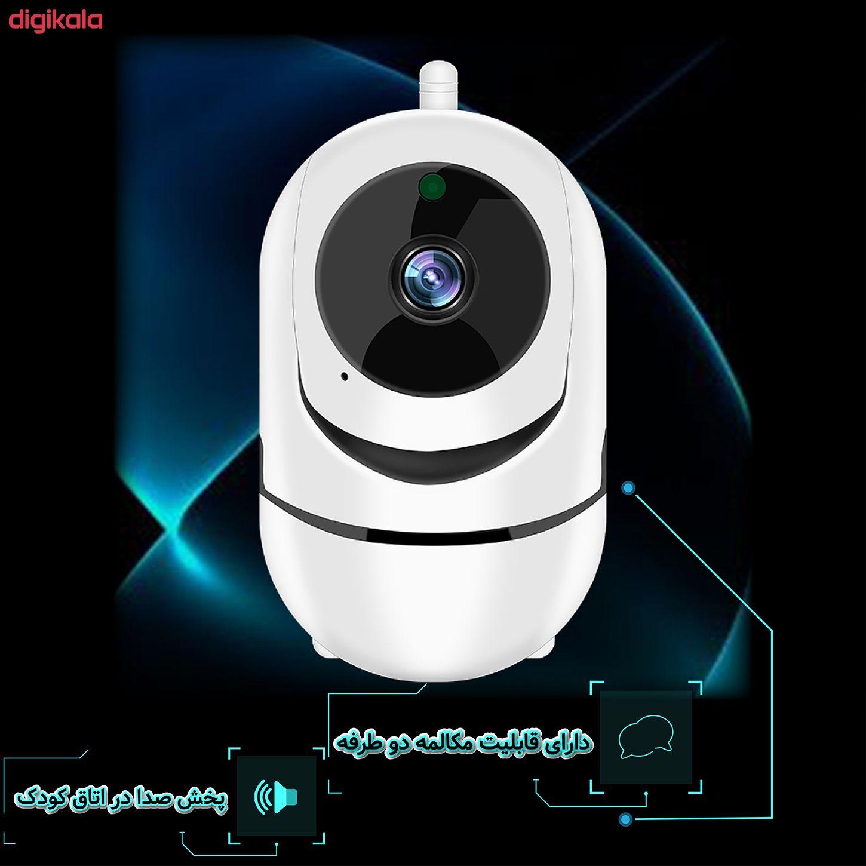 دوربین کنترل کودک مام مدل QWB-360EYES main 1 5