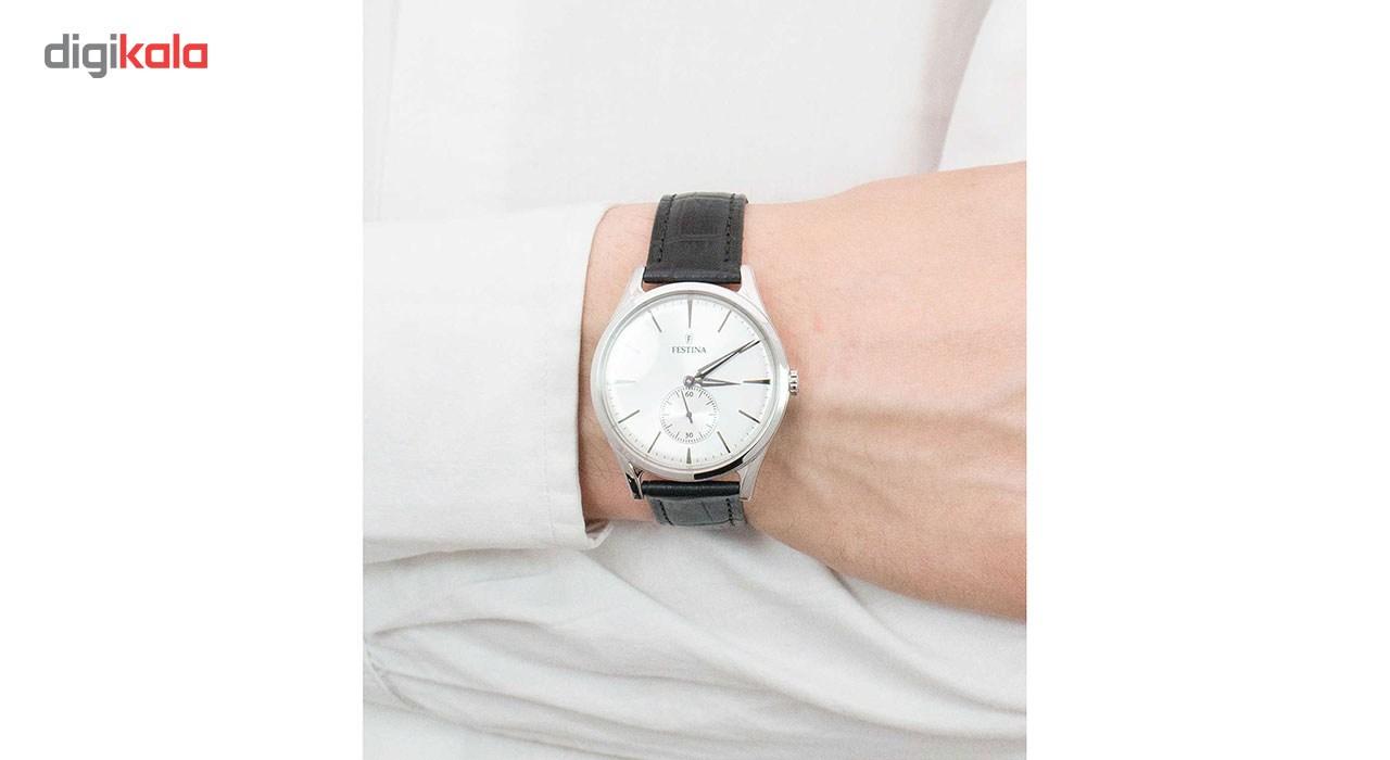 ساعت مچی عقربه ای مردانه فستینا مدل F16979/1